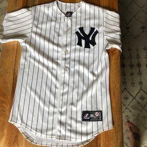 New NY Yankees Jeter jersey